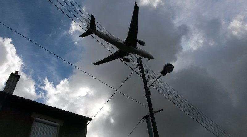 survol des avions