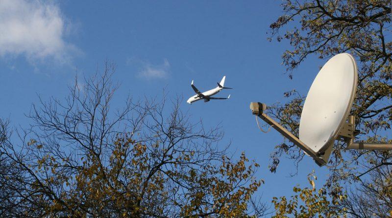 station de mesure du bruit des avions